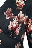 Šaty Metallic Magnolia Wiggle