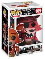 Foxy The Pirate Vinyl Figure 109
