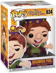 Vinylová figurka č. 634 Quasimodo (Fool)