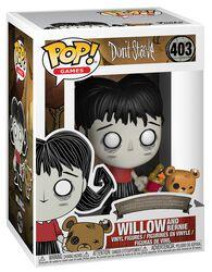 Vinylová figurka č. 403 Willow and Bernie
