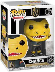 NHL Mascots Vinylová figurka č. 05 Vegas Golden Knights - Chance Gila Monster