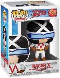 Speed Racer Vinylová figurka č. 738 Racer X
