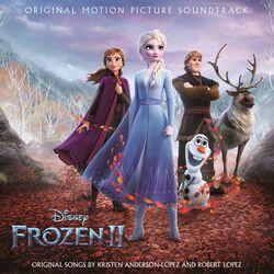 Frozen 2 (originální filmový soundtrack) - anglická verze