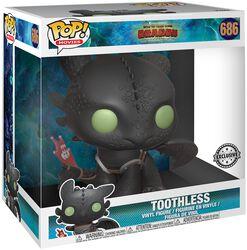 Vinylová figurka č. 686 Toothless 3 (v životní velikosti)
