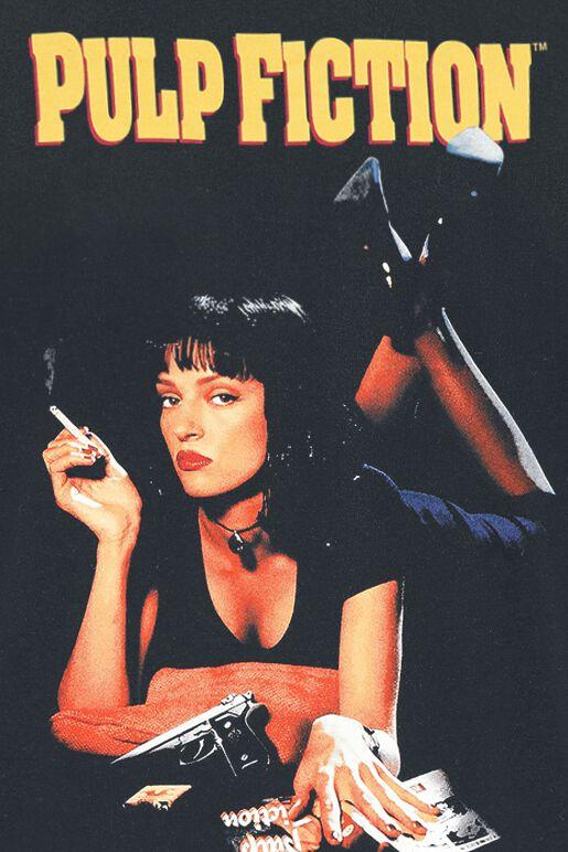 Poster. Tričko. Více od Pulp Fiction caf83ee1d9