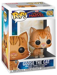 Vinylová figurka č. 426 Goose the Cat