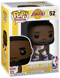 Vinylová figurka č. 52 Los Angeles Lakers - LeBron James