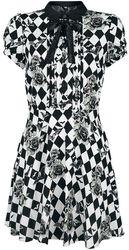 Mini šaty Hauntly