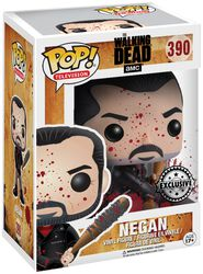 Vinylová figurka č. 390 Negan (Bloody Version)