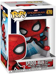 Vinylová figurka č. 470 Far From Home - Spider-Man (Upgraded Suit)