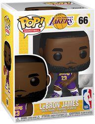 Vinylová figurka č. 66 Los Angeles Lakers - Lebron James