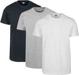 Balení 3 ks Basic triček