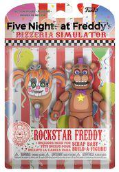 Akční figurka Pizza Simulator - Rockstar Freddy