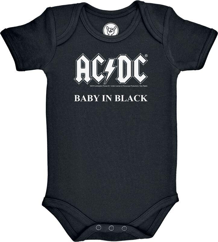 Metal-Kids - Baby In Black