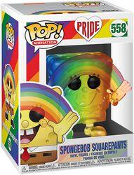 Vinylová figurka č. 558 Pride 2020 - SpongeBob SquarePants