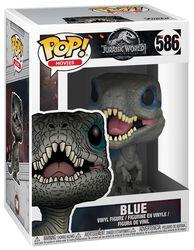 Vinylová figurka č. 586 Jurassic World - Blue