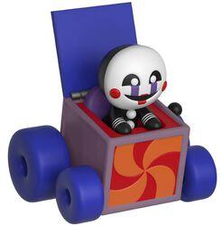 Vinylová figurka Super Racers - Marionette
