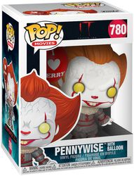Vinylová figurka č. 780 Chapter 2 - Pennywise with Balloon