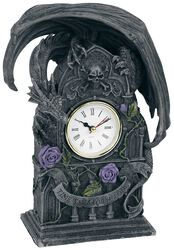 Stolové hodiny Dragon Beauty