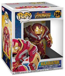 Vinylová figurka č. 294 Infinity War - Hulkbuster