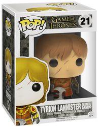 Vinylová figurka č. 21 Tyrion in Battle Armor