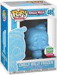 Vinylová figurka č. 485 Chilly Willy Frozen (Funko Shop Europe)