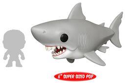 Vinylová figurka č. 758 Jaws - Great White Shark (Oversized)