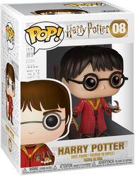 Vinylová figurka č. 08 Harry Potter (Quidditch)