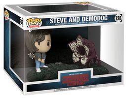 Vinylová figurka č. 728 Steve and Demodog (Movie Moments)