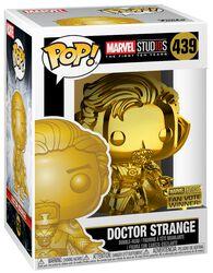Vinylová figurka č. 439 Marvel Studios 10 - Doctor Strange (Chrome)