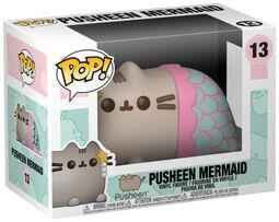 Vinylová figurka č. 13 Pusheen Mermaid