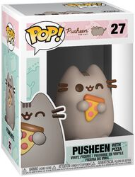 Vinylová figurka č. 27 Pusheen with Pizza
