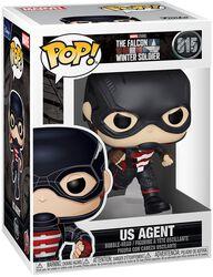 Vinylová figurka č. 815 US Agent