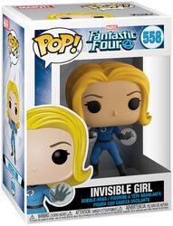 Vinylová figurka č. 558 Invisible Girl
