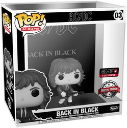Back in Black (Pop! Albums) Vinyl Figur 03