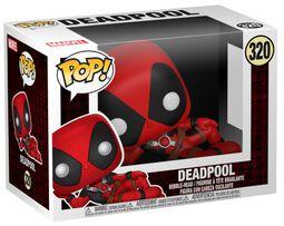 Vinylová figurka č. 320 Deadpool