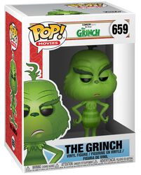 The Grinch Vinyl Figure 659