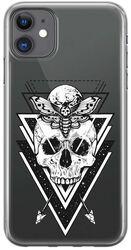 Sacred Tri Skull - iPhone