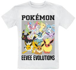Eevee Evolutions