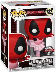 Vinylová figurka č. 782 30th Anniversary - Ballerina Deadpool