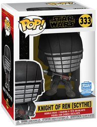 Vinylová figurka č. 333 Episode 9 - The Rise Of Skywalker - Knight of Ren (Scythe) (Funko Shop Europe)