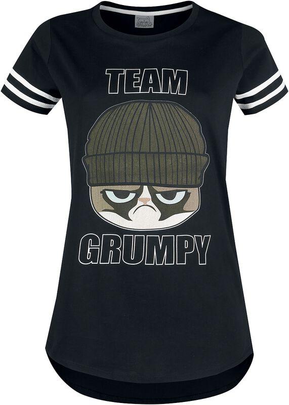 Team Grumpy