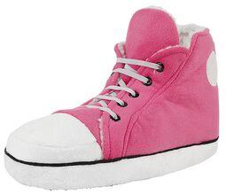 Pantofle růžové