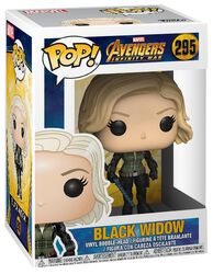 Vinylová figurka č. 295 Infinity War - Black Widow