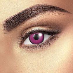 Kontaktní čočky Violet Eye