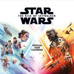 Nástěnný kalendář 2020 Episode 9 - The Rise of Skywalker