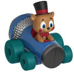 Vinylová figurka Super Racers - Funtime Freddy