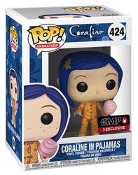Coraline Vinylová figurka č. 424 NYCC 2018 - Coraline in Pajamas