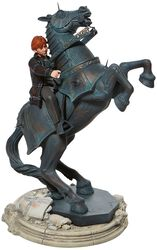 Figurka Ron on a Chess Horse Masterpiece
