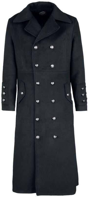 Klasický military kabát